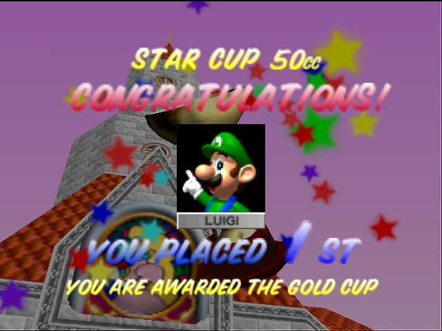 Mario Kart 64 - I